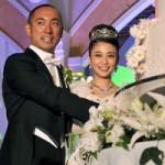 市川海老蔵と小林麻央の結婚式ウエディングケーキが豪華すぎると話題に!