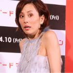 米倉涼子が離婚間近だと噂だが…元リクルートの夫にDVを受けて…