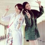 【画像アリ】美脚対決!米倉涼子と菜々緒はどっちが美脚?