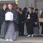 市川團十郎の葬儀に海老蔵元カノも出席していた!その時麻央は…