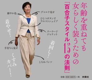 小池百合子・ファッション