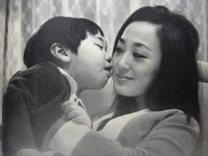 香川照之・母親