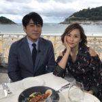 【スペインロケ】米倉涼子とTBS安住アナって実際どうなの?