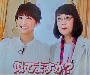 小林麻耶・母親
